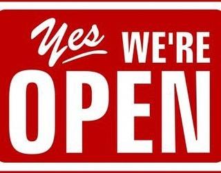 Koopzondag vandaag! Wij zijn geopend van 13.00-17.00 uur