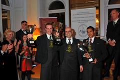 Natürlich war ich wieder mit dabei in der Jury an der Schweizer Sommelier-Meisterschaft 2014Herzliche Gratulation...(Bil...