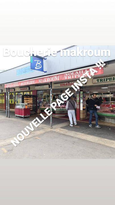 Suivez nous sur insta Un concours avec un bon a gagné arrive bientôthttps://instagram.com/boucherie_makroum?utm_medium=c...