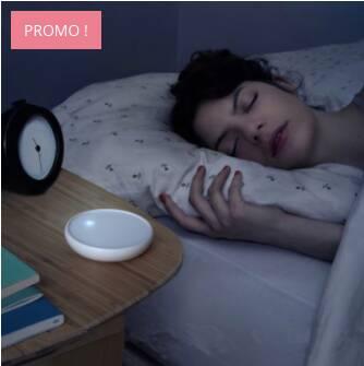Il n'y en aura pas pour tout le monde 🏃♀️🏃♀️🏃♀️🛌 Dodow, le petit métronome lumineux qui vous permet de vous endormir ...