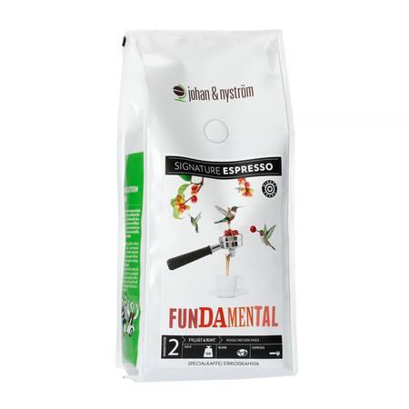 Johan & Nyström - Fundamental Espresso 🍀✊Lahodne espresso v chuti sladkosť, nektárinky a nugát. Áno, to je Fundamental E...