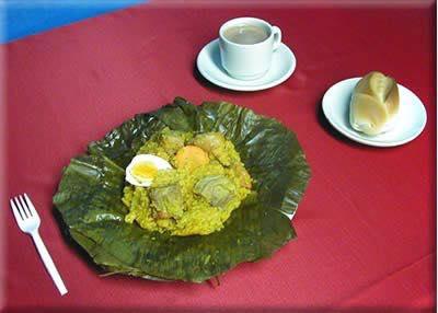 Deliciosos tamales Colombianos Tolimenses para mañana ,órdenes al 703 624 3475.